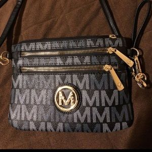 New Crossbody MFK Collection Bag